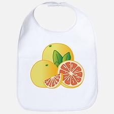 Grapefruit Bib