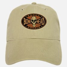 Bone Head Baseball Baseball Cap