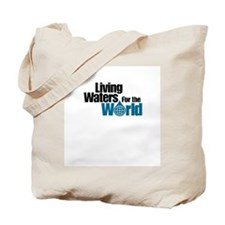 Living Waters for the World Tote Bag