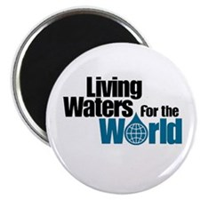 Living Waters for the World Magnet