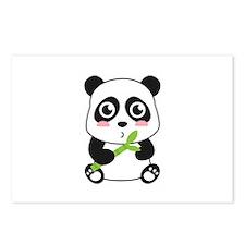 Cute Baby Panda Postcards (Package of 8)