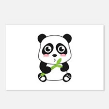 Cute Baby Panda Postcards (Package of 8)