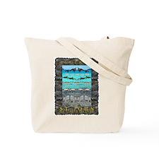 St. John Island Tote Bag