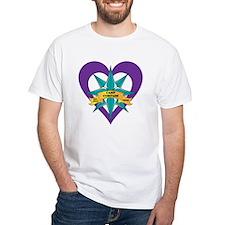 Camp Compass Heart T-Shirt