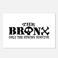 The Bronx Postcards (Package of 8)
