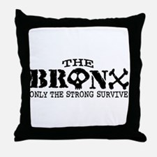 The Bronx Throw Pillow