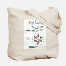 Virgin Islands Tote Bag