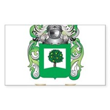 O'Flanagan Coat of Arms (Family Crest) Decal