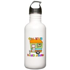 On the road again Water Bottle