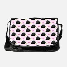 Unique Hedgehog lover Messenger Bag