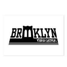 Brooklyn Postcards (Package of 8)