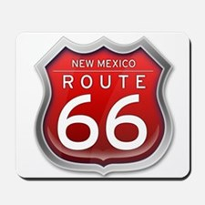 New Mexico Route 66 - Red Mousepad