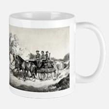 A good days sport - homeward bound - 1869 Mug