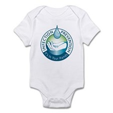 Infection control Infant Bodysuit
