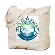 Funny Infection control Tote Bag