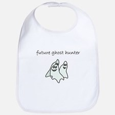 future ghost hunter Baby Bib
