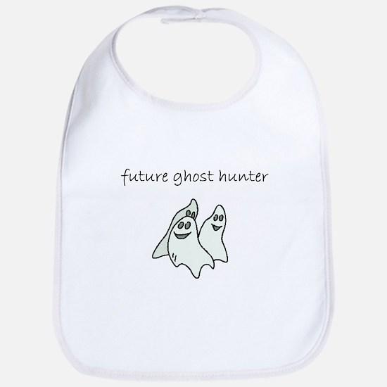 future ghost hunter Baby Bib
