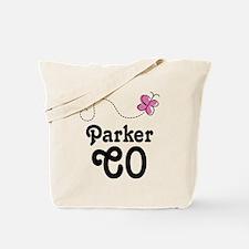 Parker Colorado Tote Bag