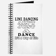 Line Dancing Not Just A Dance Journal