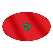 Flag of Morocco Decal