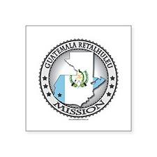 Retalhuleu Guatemala Mission - LDS Mission Flag M