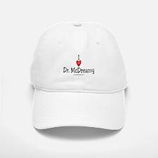 McDreamy Baseball Baseball Cap