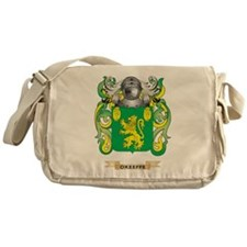 O'Keeffe Coat of Arms (Family Crest) Messenger Bag