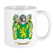 O'Keeffe Coat of Arms (Family Crest) Mugs