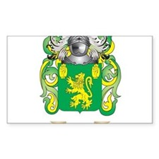 O'Keeffe Coat of Arms (Family Crest) Decal