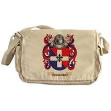 O'Keenan Coat of Arms (Family Crest) Messenger Bag