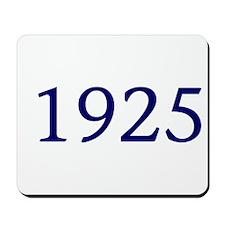 1925 Mousepad