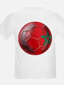 Moroccan Soccer Ball T-Shirt