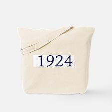 1924 Tote Bag