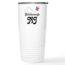 Hillsborough New Jersey Travel Mug