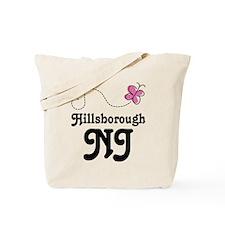 Hillsborough New Jersey Tote Bag