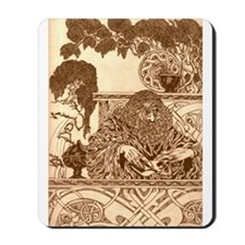 Woodland Wizard Mousepad
