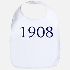 1908 Bib