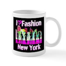 NYC FASHION Mug
