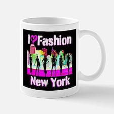 NYC FASHION Small Small Mug