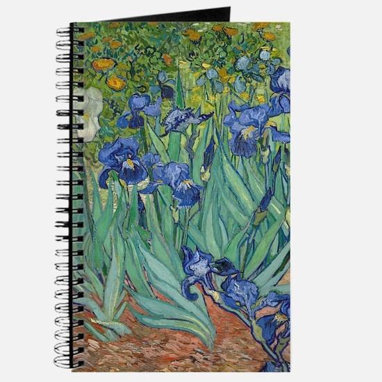 Irises Journal