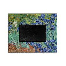 Irises Picture Frame