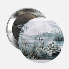"Floating down to market - 1870 2.25"" Button (100 p"