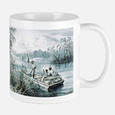 Floating down to market - 1870 Mug