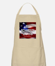 Bill Richardson Flag II BBQ Apron