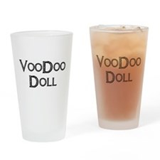 VooDoo Doll Drinking Glass