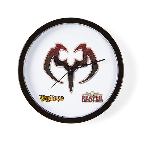 Darkspawn Logo Wall Clock