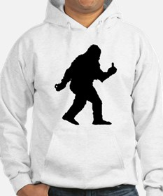 The Happy Sasquatch Hoodie