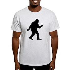 The Happy Sasquatch T-Shirt