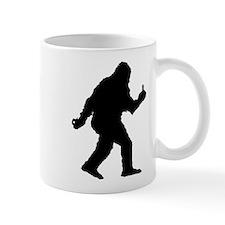 The Happy Sasquatch Mugs