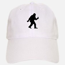 The Happy Sasquatch Baseball Baseball Baseball Cap